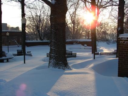 Snow Storm Taylor Park