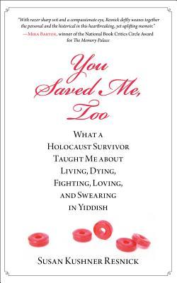 You Saved Me Too