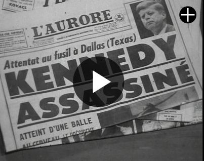 JFK Assassination in French Press
