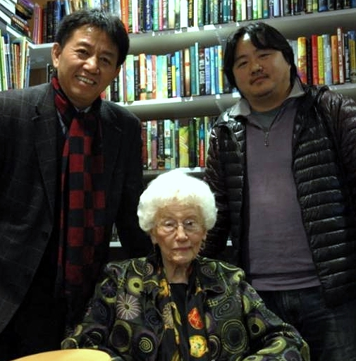 Josephine Riss Fang and Chinese Librarians