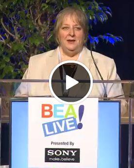 Susan Knopf at BEA