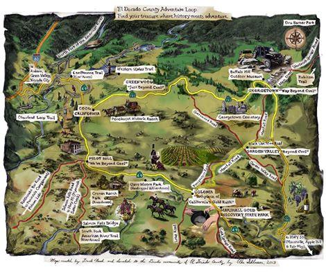 Adventure Loop map