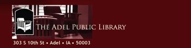 Adel Iowa Public Library