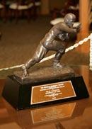 Nile Kinnick Heisman Trophy Adel IA