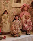 Cameo Rose Adel IA Doll and Bear days