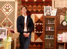 Adel Quilting and Dry Goods Adel Iowa