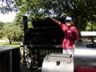 Brick Street BBQ Adel Iowa 1