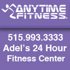 Anytime Fitness Adel IA.