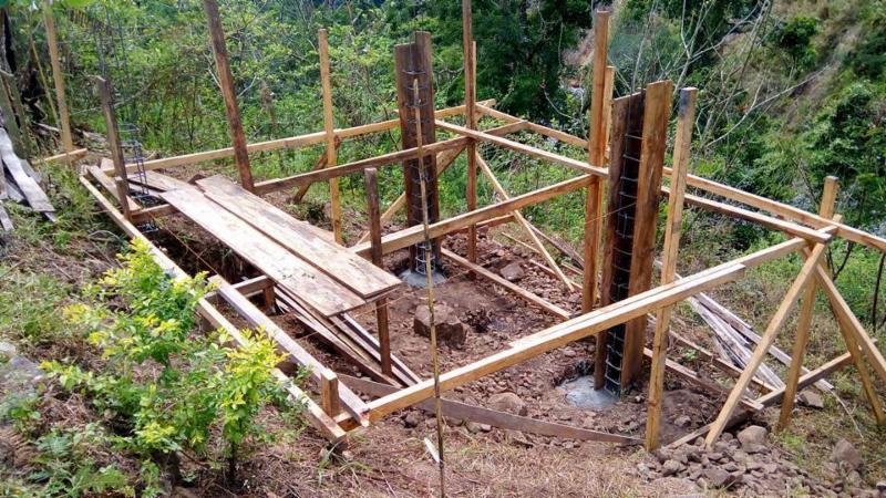 Out Building at ENCA Farm