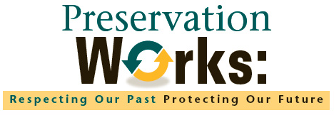preservation works logo