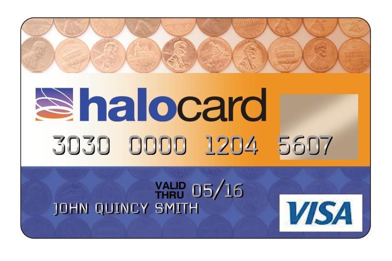 HaloCard Plastic - Purple