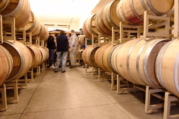 Sorensen Barrel Room