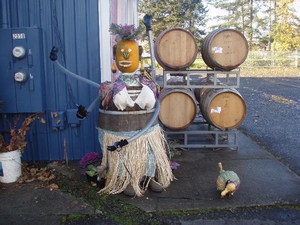 Harbinger Scarecrow
