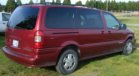 Red Mini Van