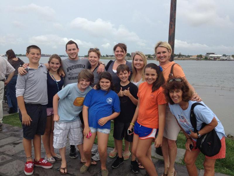 EYC Mission Trip Food Donations!