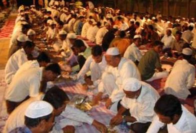 Feeding the fasting