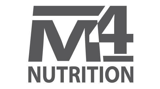 M4 Nutrition Logo