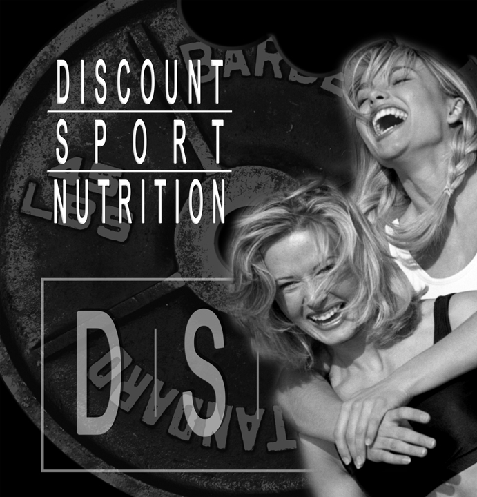 Discount Sport Nutrition Poster