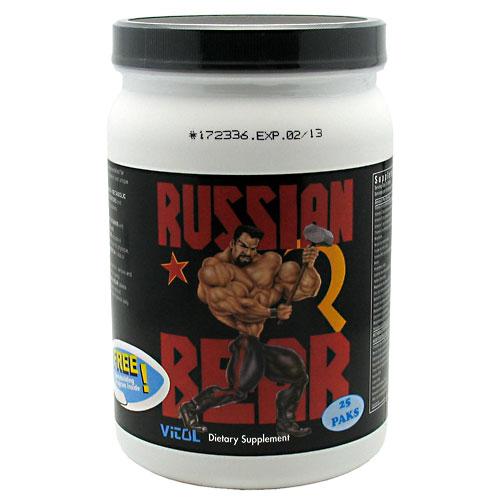 Vitol Russian Bear