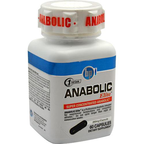 BPI Anabolic Elite
