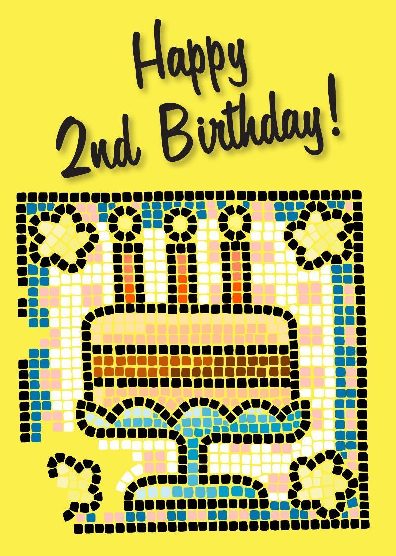 2nd Birthday 2012