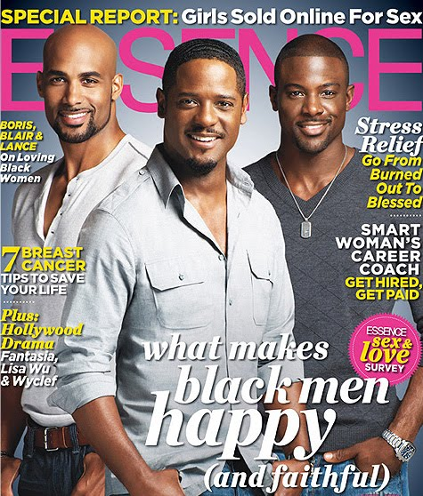 Essence Cover - Oct 2010