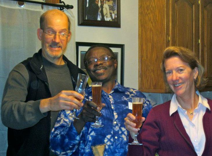 Steve Emmanuel and Susan