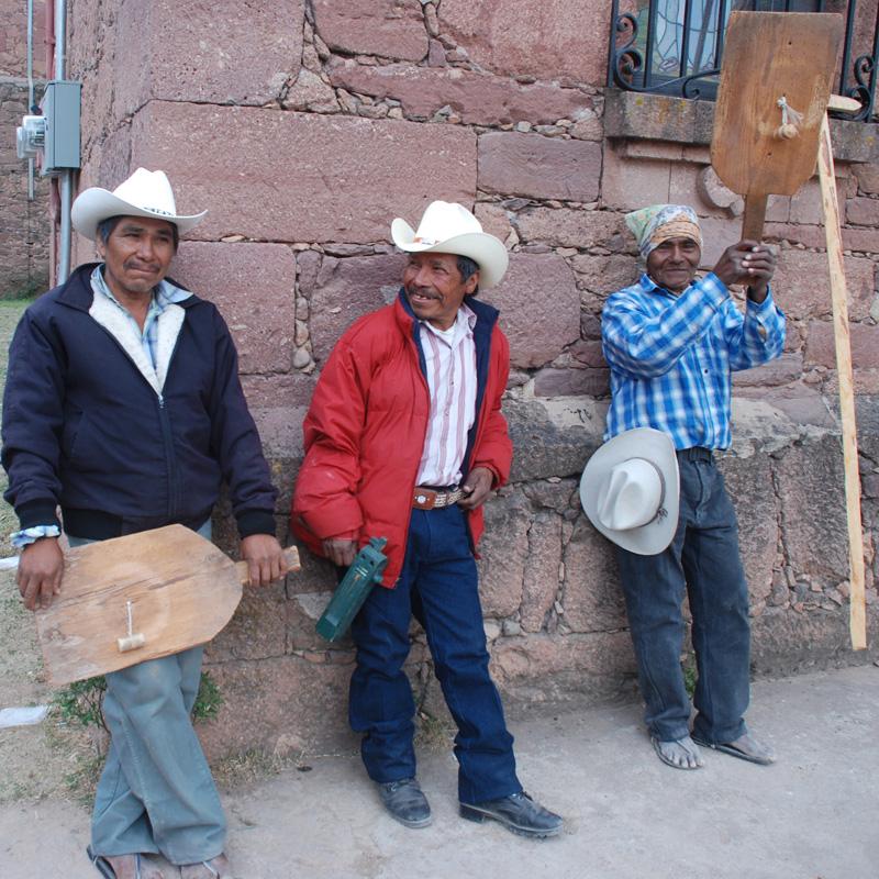 Tarahumara band