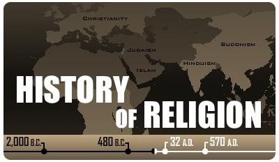 History of Religion Logo
