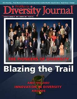 Diversity Journal Cover