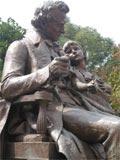 TGallaudet statue