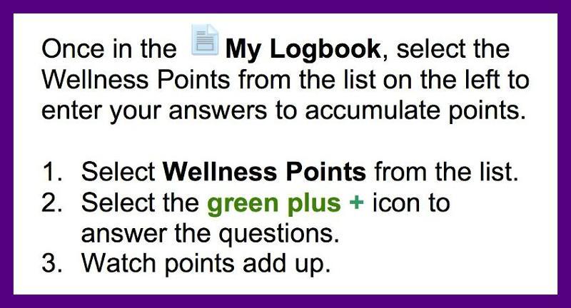 wellness instruction detail
