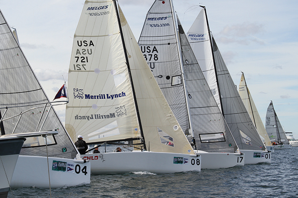 Melges 24 North Americans 2010 Day 4