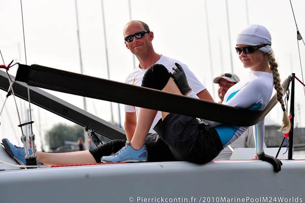 2010 Marinepool Melges 24 Worlds - Pierrick Contin