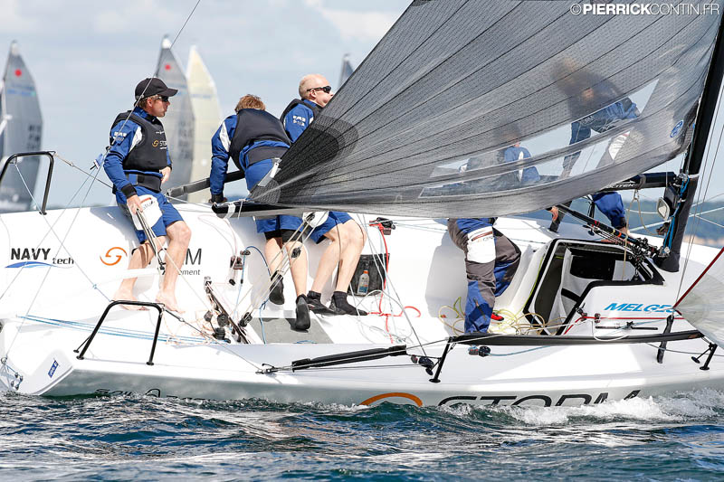 Storm Capital Sail Racing NOR751 - Oyvind Jahre (c) Pierrick Contin / IM24CA
