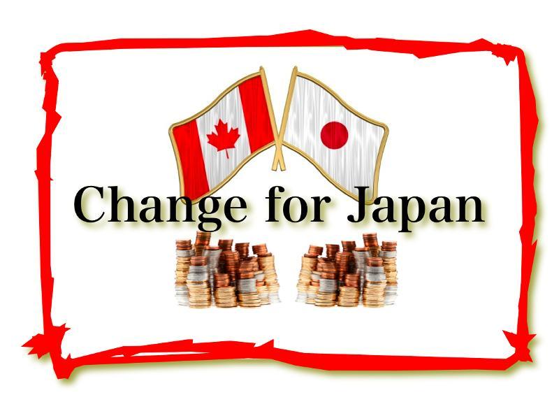 Change for japan