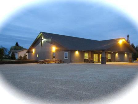 Whiteshell Baptist Church