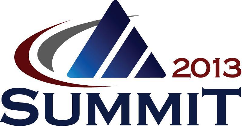 Summit 2013 logo