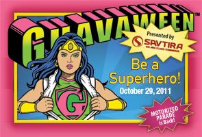 Guavaween Web Banner