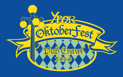 Oktoberfest 2010 insignia