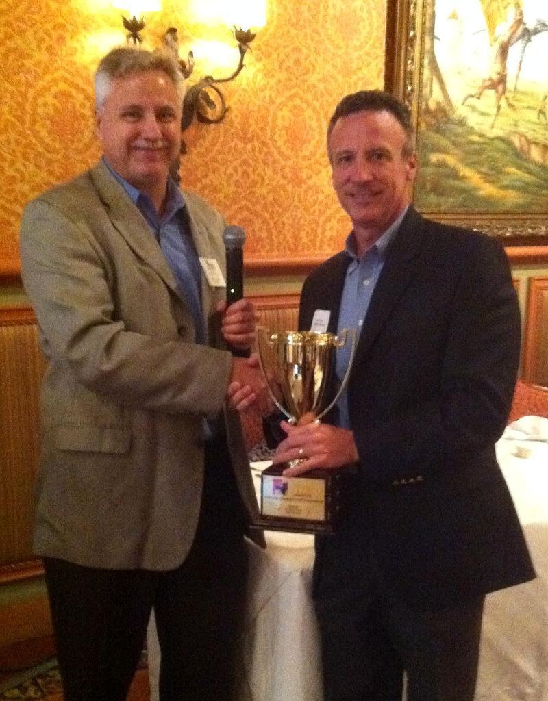 trophy presentation 8-9-11 luncheon
