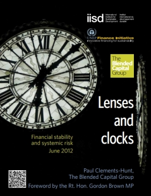 Lenses and Clocks cover
