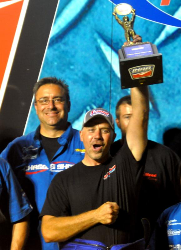 Bowen, Goforth win big during return of IHRA Summer Nationals at Cordova Dragway Park