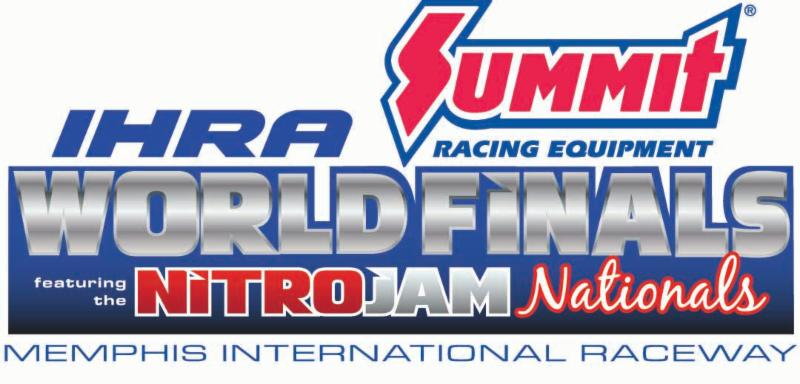 Bowen, DeFlorian lead qualifying on soggy opening day at IHRA Summit World Finals