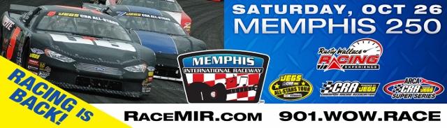 """""""Racing is Back! Memphis 250"""""""