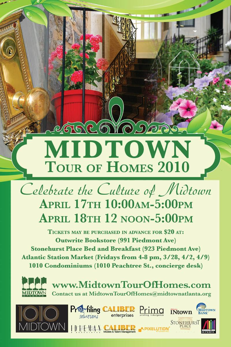 Midtown Tour of Homes tickets on sale at Stonehurst Place