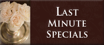 Stonehurst Place Last Minute Specials