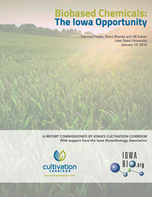 Biobased Chemicals The Iowa Opportunity