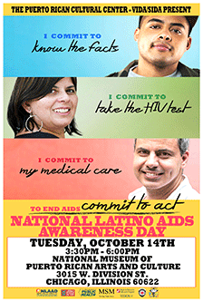 Nat'L Latino AIDS Awareness Day