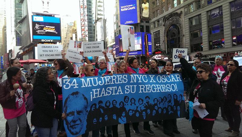 34 mujeres Boston y Nueva York por Oscar,